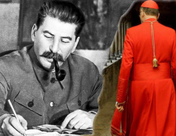 сталин_католицизм