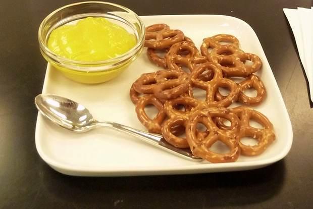 Печенье из водорослей