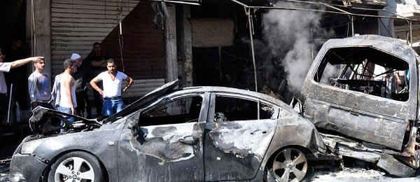взрыв_Дамаск