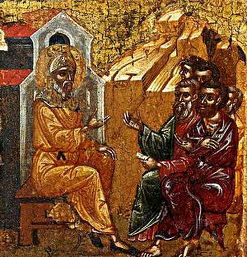 Преподобный Антоний