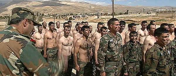 ирийские повстанцы