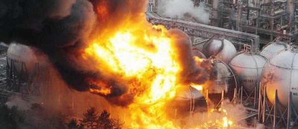 взрыв метанола