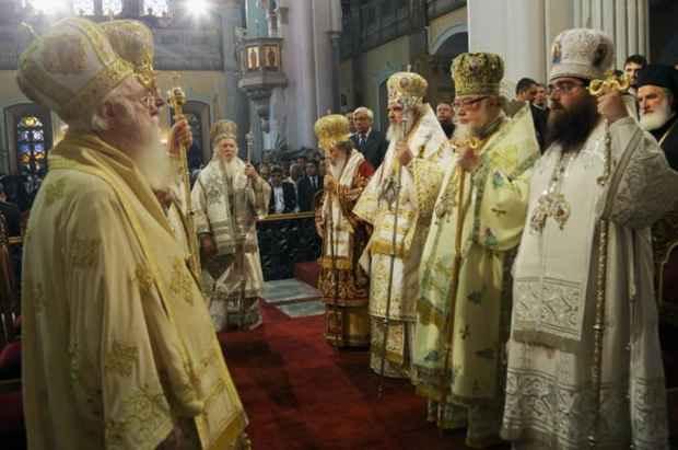 Всеправославный собор открылся на Крите без участия РПЦ
