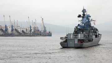 Морское взаимодействие – 2012