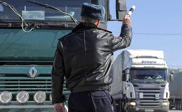 штрафы для дальнобойщиков