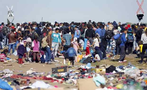 наплыв-беженцев-в-Европе