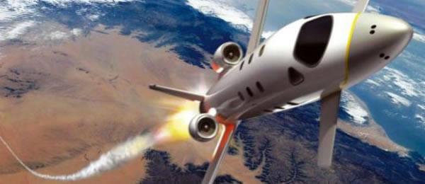 Полёт в космос