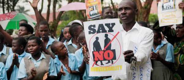 Гомосексуальность нигерия