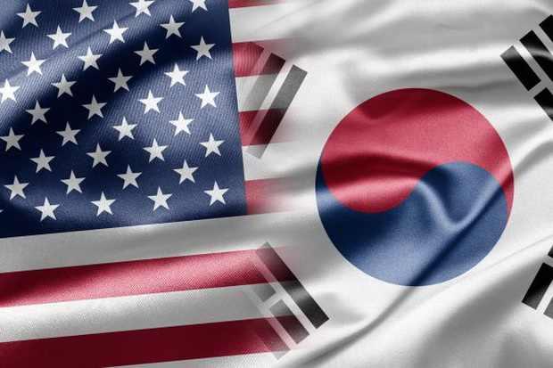 США_Южная Корея