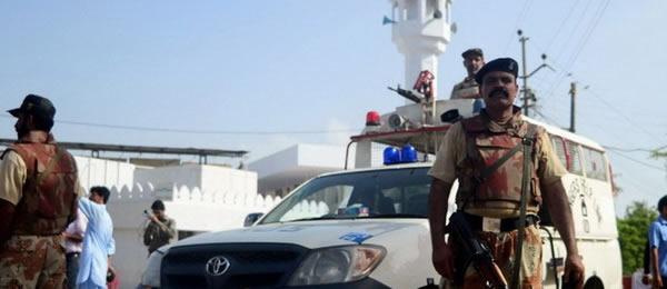 В Пакистане