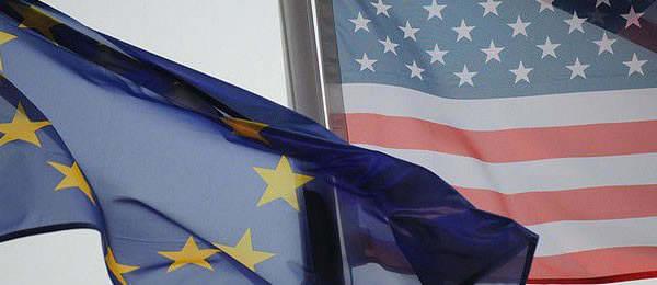 США_ЕС