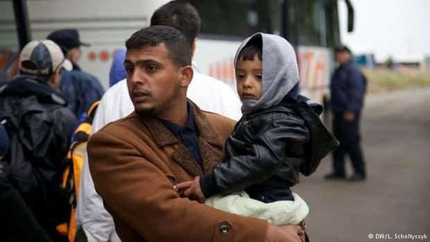 В Европе пропали около 10 тысяч детей-беженцев