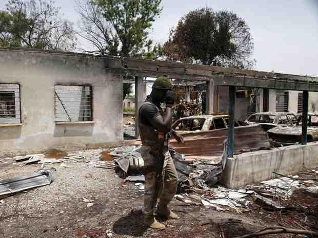 Бойня в Нигерии