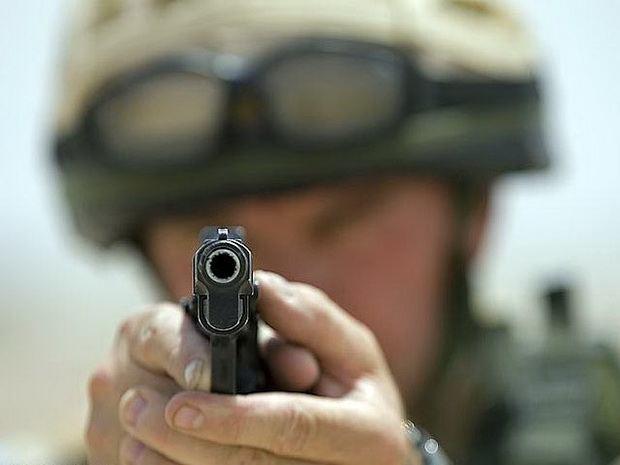 Воевавших в Ираке