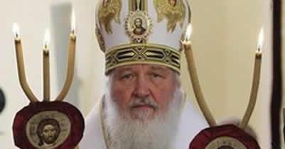 Визит Патриарха Кирилла