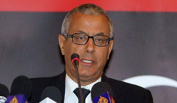 Али Зейдан