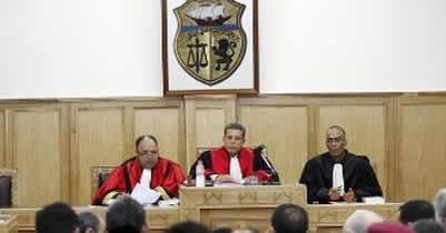 суд Тунис