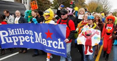 Марш миллионов кукол