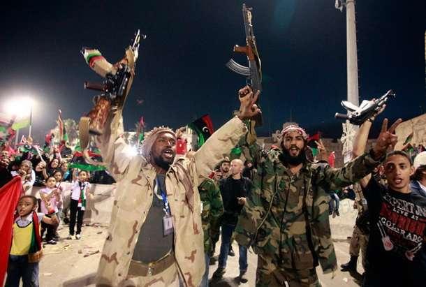 ливия_исламизм