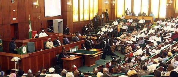 Парламент Нигерии