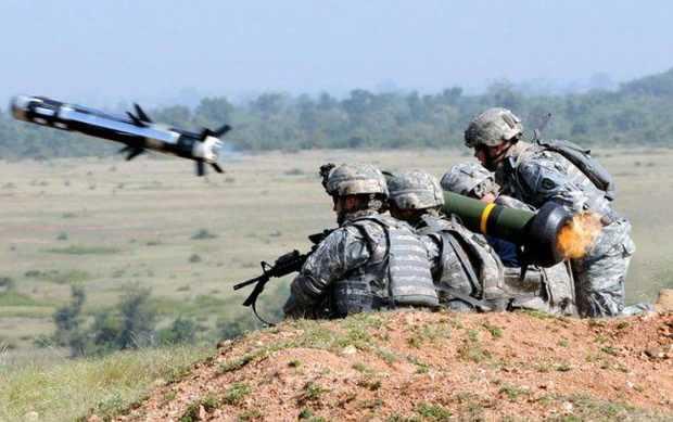 Эстония получила от США партию ракет Javelin