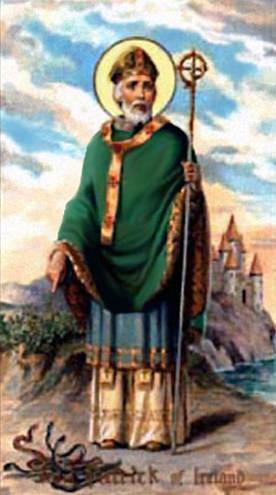 святой Патрик.