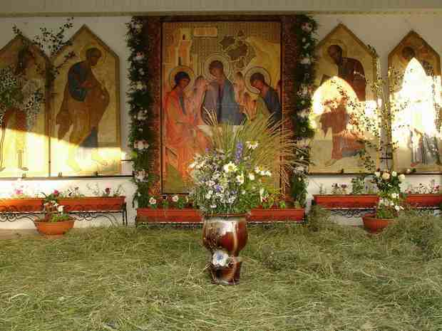 День Святой Троицы - Пятидесятница