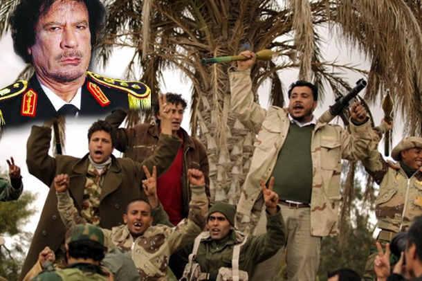 Gaddafi's