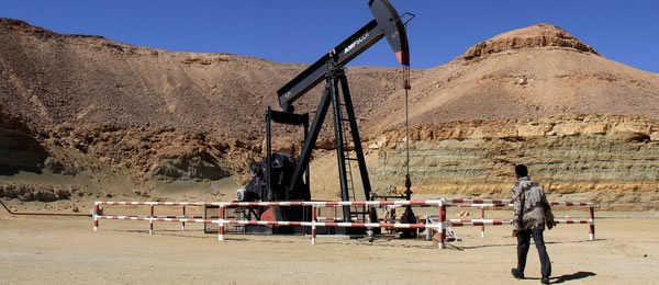 Ливия_нефть