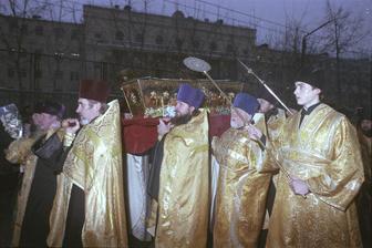 Второе обретение мощей прп. Серафима Саровского