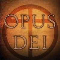 Эмблема ордена Опус Деи