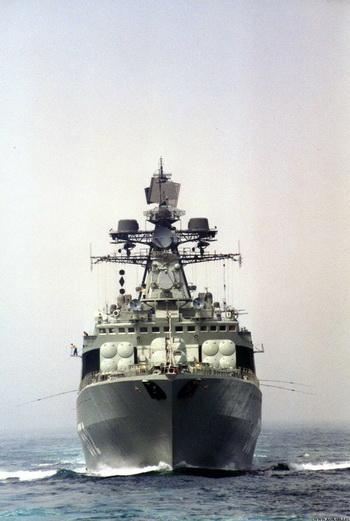 Противолодочный корабль «Адмирал Трибуц»