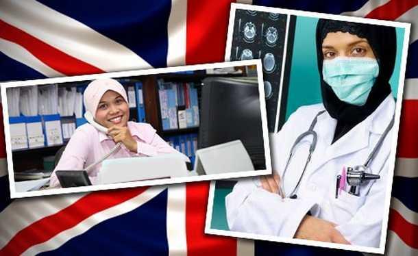 ислам в англии