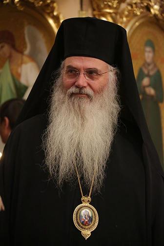 митрополит Месогейский и Лавреотикийский