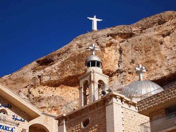 Дамаск и его окрестности
