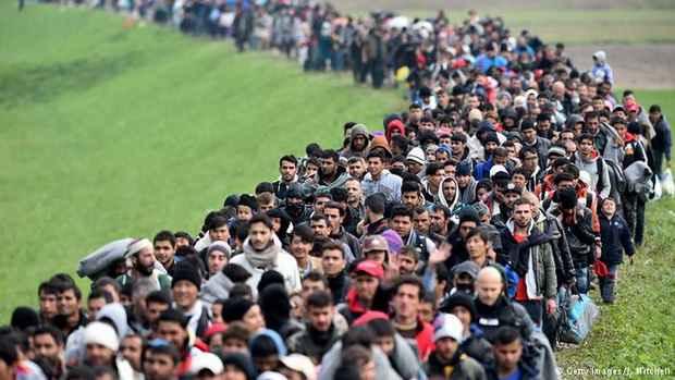 миллион+беженцев