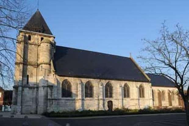 Захват заложников во Франции: священник погиб, нападавшие уничтожены