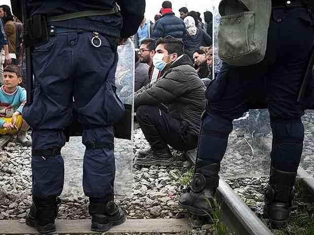 The Times: Турция расстреливает сирийских беженцев, пытающихся перейти границу