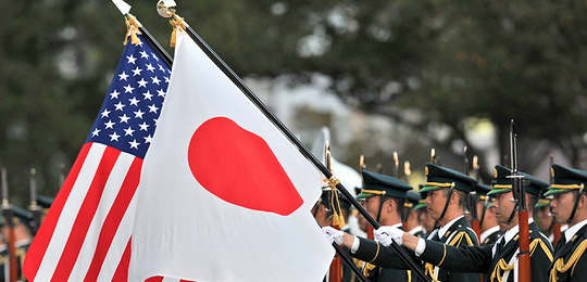 Япония и США