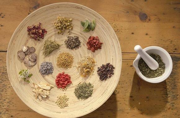 китайские лечебные травы