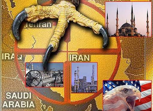 Вокруг Ирана