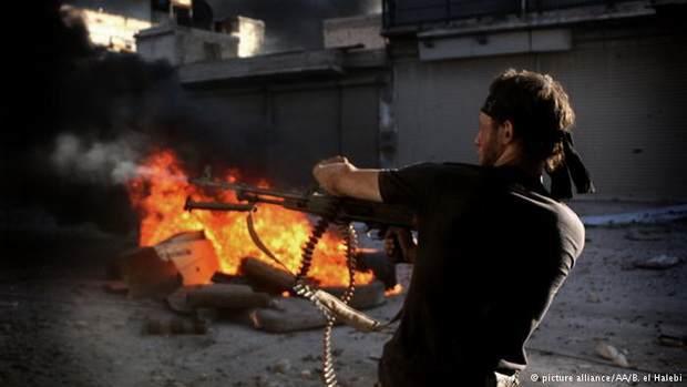 Сирийские повстанцы объявили о прорыве блокады Алеппо