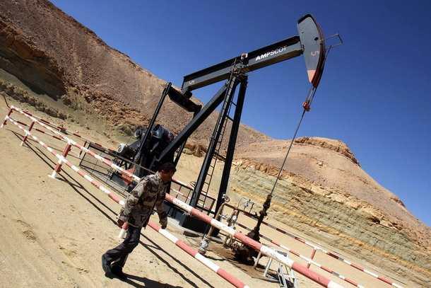 нефть_ливия