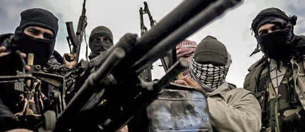 сирийские мятежники