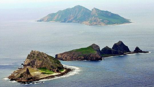 островов Сенкаку