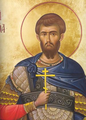 Святой Иоанн-воин