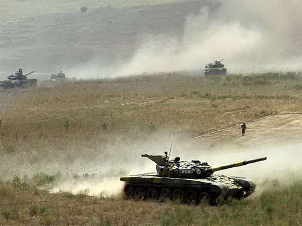 Азербайджан заявил об отсутствии мирного решения проблемы Нагорного Карабаха