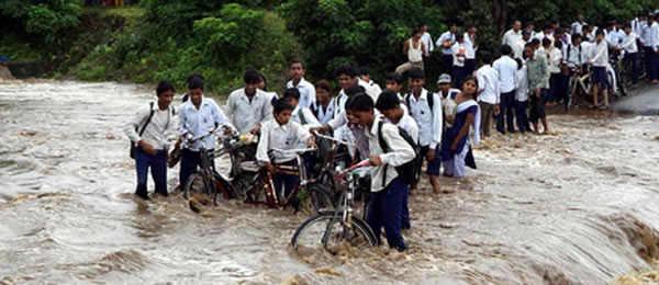 наводнение_Индия