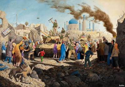 The Liberation of Baghdad