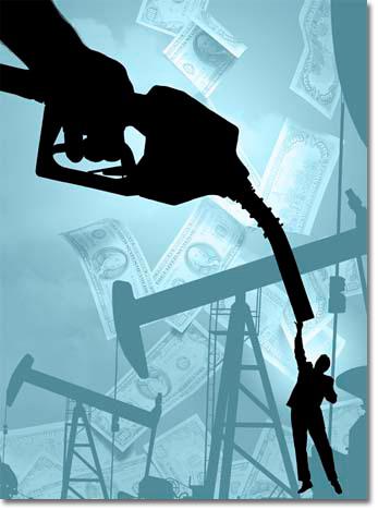 нефтяной удар
